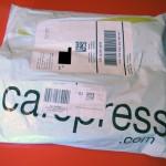 CafePress shipped