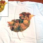 Spreadshirt little bird print